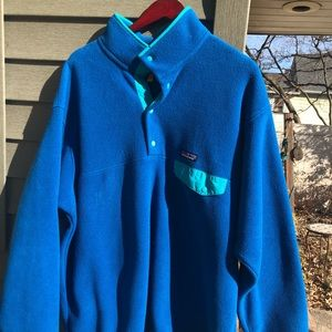 Patagonia Synchilla Women's Snap-T Fleece Pullover